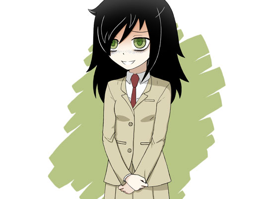 It's Not My Fault I'm Not Popular Tomoko Thumbnail