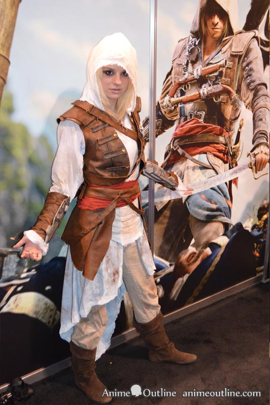 Assassins Creed Girl Cosplay