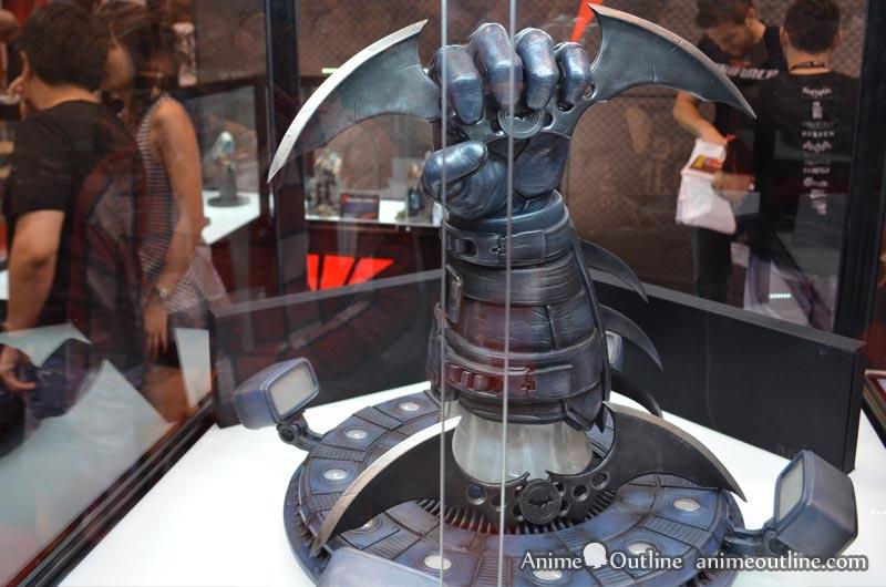 Batman Hand Model