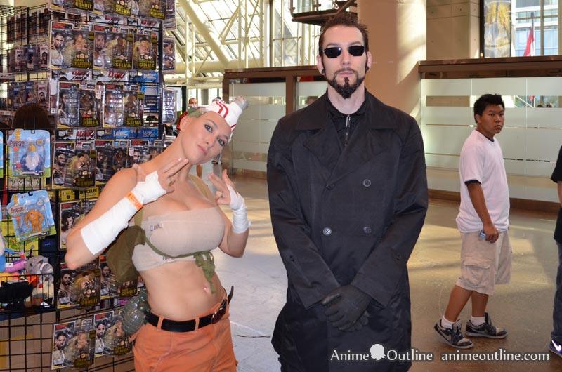 Borderlands and Deus Ex Cosplay