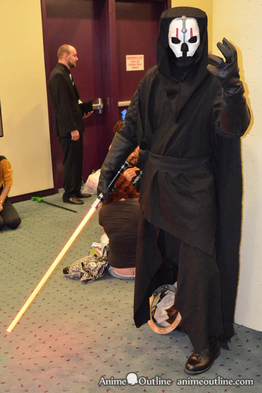 Darth Nihilus Cosplay
