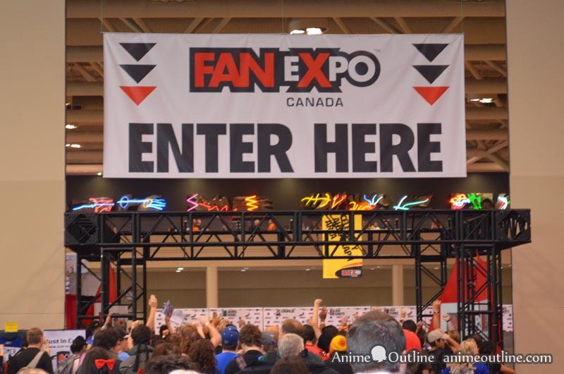FanExpo 2013