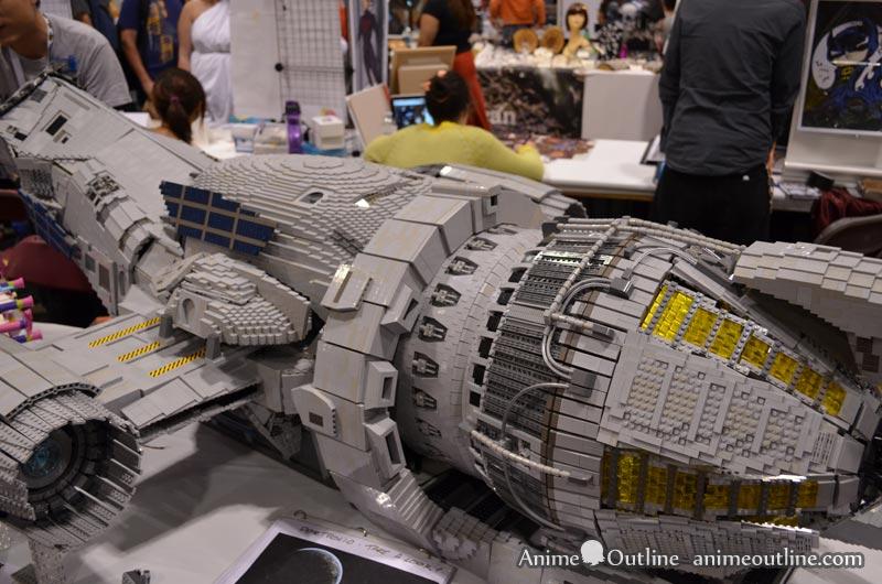 Firefly Serenity Lego