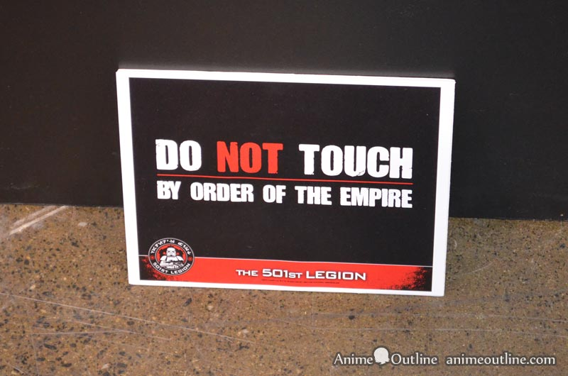 Funny Star Wars Sign