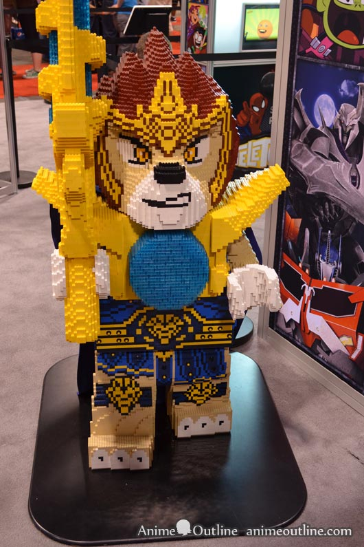 Lego Thundercat