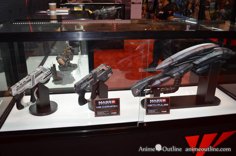Mass Effect 3 Guns