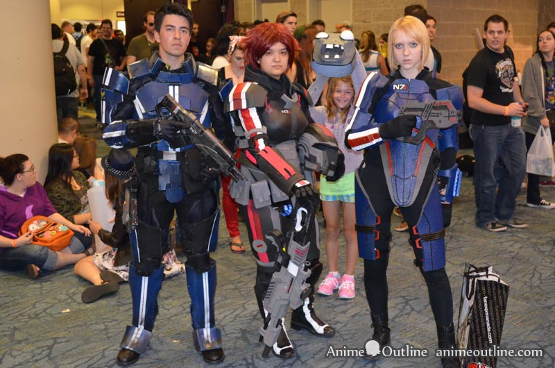 Mass Effect Coplay