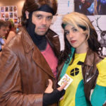 Rogue and Gambit Cosplay Preview