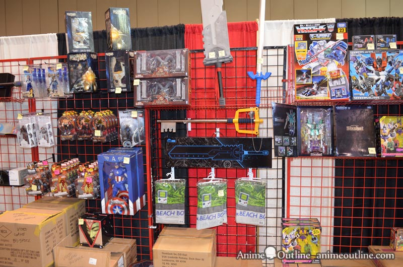 Toys and Action Figures