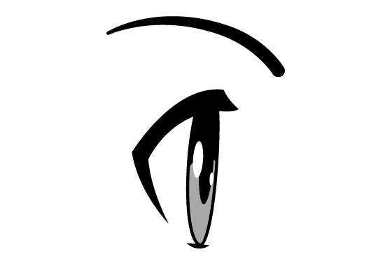 How to Draw Anime & Manga Eyes – Side View