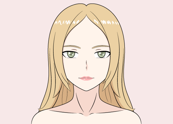 how to draw old woman anime