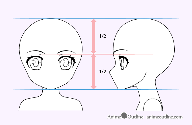 how to draw manga girls in simple steps