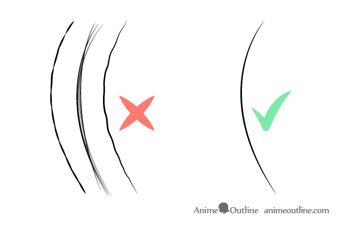 Common Mistakes When Drawing Anime & Manga - AnimeOutline