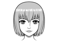 How to Draw a Realistic Anime Face Step by Step