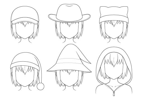 How To Draw Anime Manga Tutorials Animeoutline