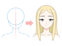 How to Draw a Beautiful Anime Girl Step by Step