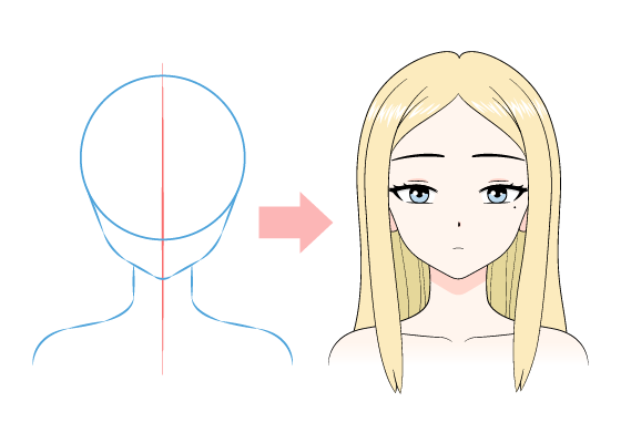 How To Draw Anime Manga Tutorials Animeoutline