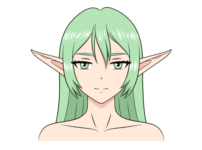 How to Draw an Anime Elf Girl Step by Step